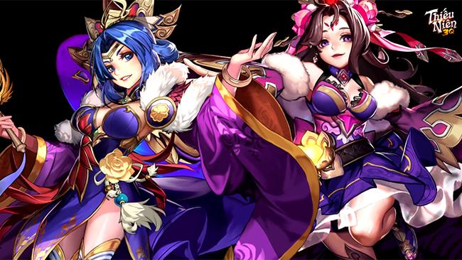 3 nữ tướng có skill đỉnh khiến game thủ Thiếu Niên 3Q phát cuồng