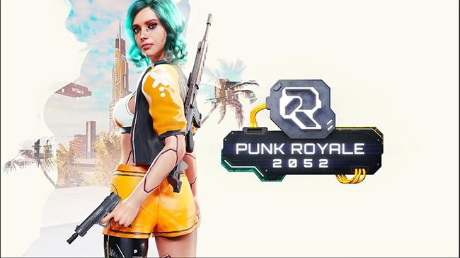 Punk Royale 2052 - Battle Royale ăn theo Cyberpunk 2077 mở đăng ký sớm