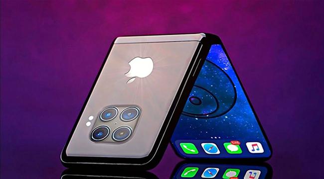 Apple thử nghiệm iPhone màn hình gập, dự kiến ra mắt năm 2022