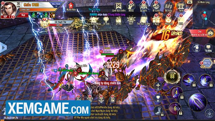 Tiên Kiếm Kỳ Hiệp SohaGame | XEMGAME.COM