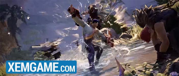 Blade & Soul 2 tung trang chủ chính thức, ra mắt 2021