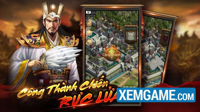 3Q AFK | XEMGAME.COM