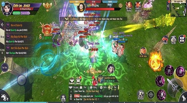 Cộng đồng Thương Khung Chi Kiếm đánh giá tích cực về game ngày ra mắt