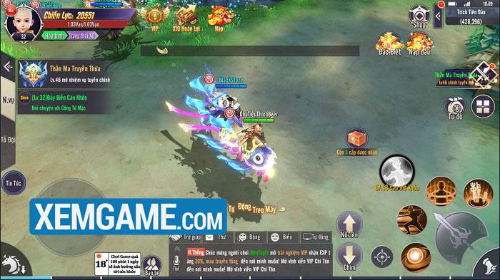 Cộng đồng Thương Khung Chi Kiếm đánh giá vô cùng tích cực về game trong ngày ra mắt