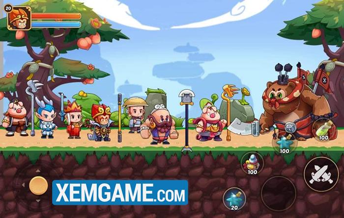 Tây Du Ký Online | XEMGAME.COM