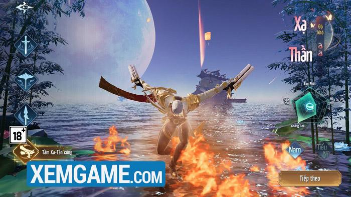 Huyễn Kiếm 3D mobile game kiếm hiệp bom tấn mở đầu năm 2021 TrainghiemHuyenKiem3D-hinhanh-1