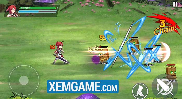 Soul Spira - game nhập vai đồ họa anime đang thử nghiệm