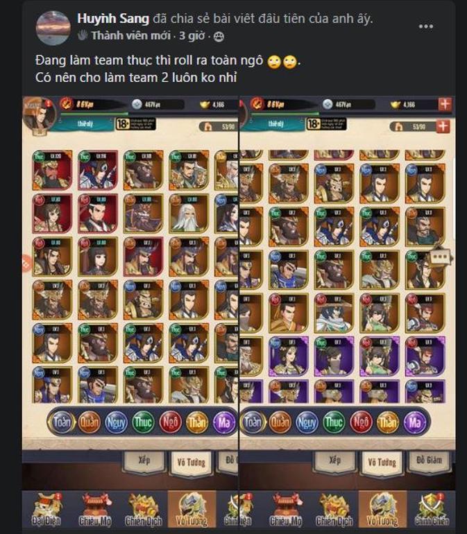 AFK 3Q - Đế Vương Thiên Hạ là câu trả lời cho game thủ FA muốn kiếm gấu trong dịp năm mới