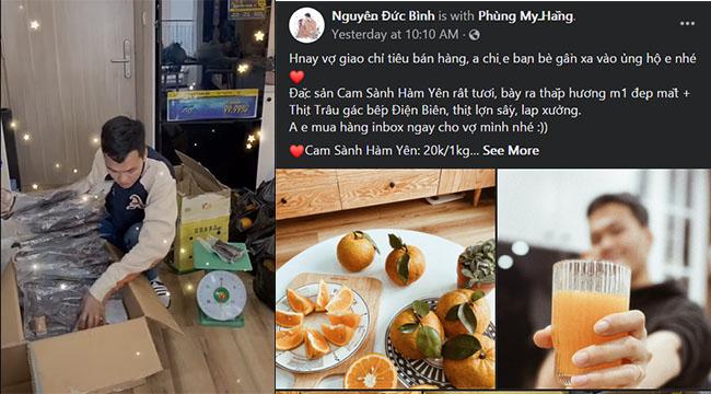Fan của Chim Sẻ Đi Nắng phì cười khi idol đột nhiên chuyển nghề sang … bán hàng online