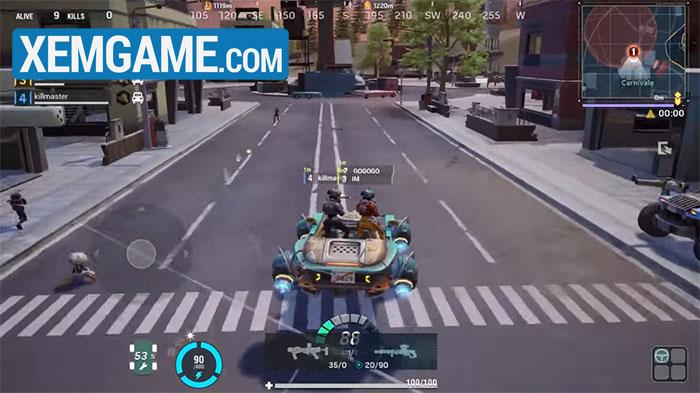 Farlight 84 - game Battle Royale lẩu thập cẩm chính thức ra mắt