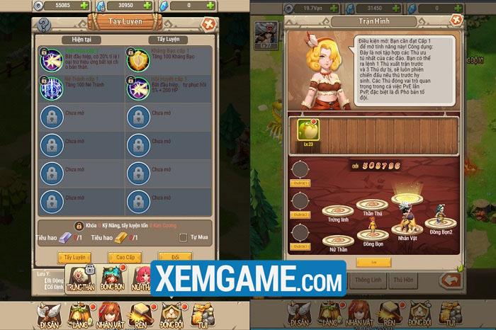 Đảo Quái Thú | XEMGAME.COM
