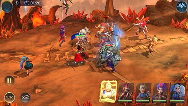 Twilight Siege – game nhập vai chiến thuật với đồ họa đậm chất fantasy