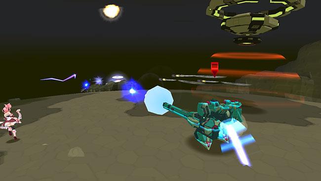 CosmicBreak Universal – MMORPG nhập vai chiến đấu theo phong cách anime cực đã tay