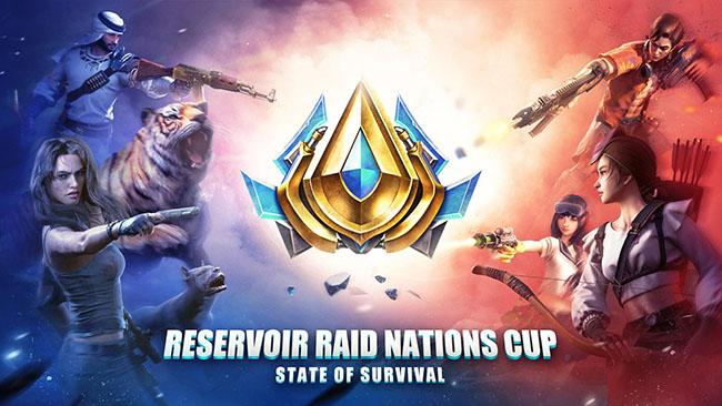 Đột Kích Hồ Chứa – Giải đấu hàng chục nghìn đô của State of Survival chính thức khởi tranh