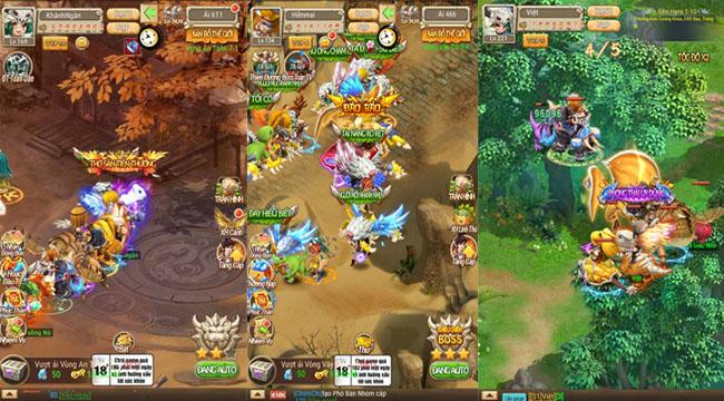 Cộng đồng Đảo Quái Thú sinh hoạt rộn ràng sau ngày game ra mắt