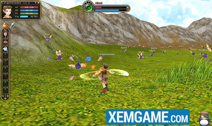 Flyff Project M mở thử nghiệm, cả mobile lẫn PC đều chiến game ngon