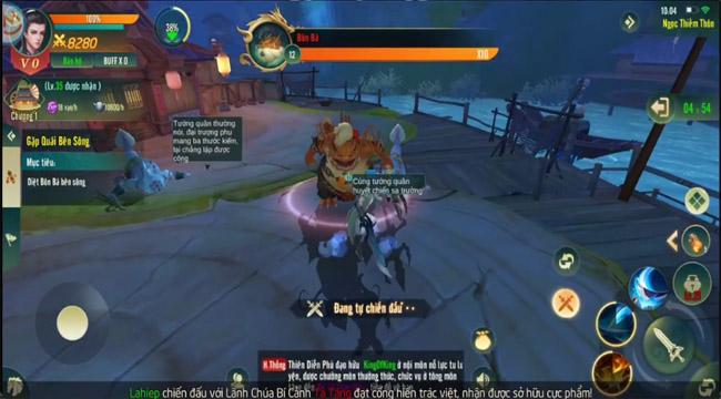 Trải nghiệm Ngạo Thế Phi Tiên – game tiên hiệp vừa cập bến VN