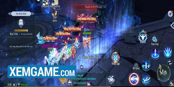 Thiên Kiếm Truyền Kỳ | XEMGAME.COM