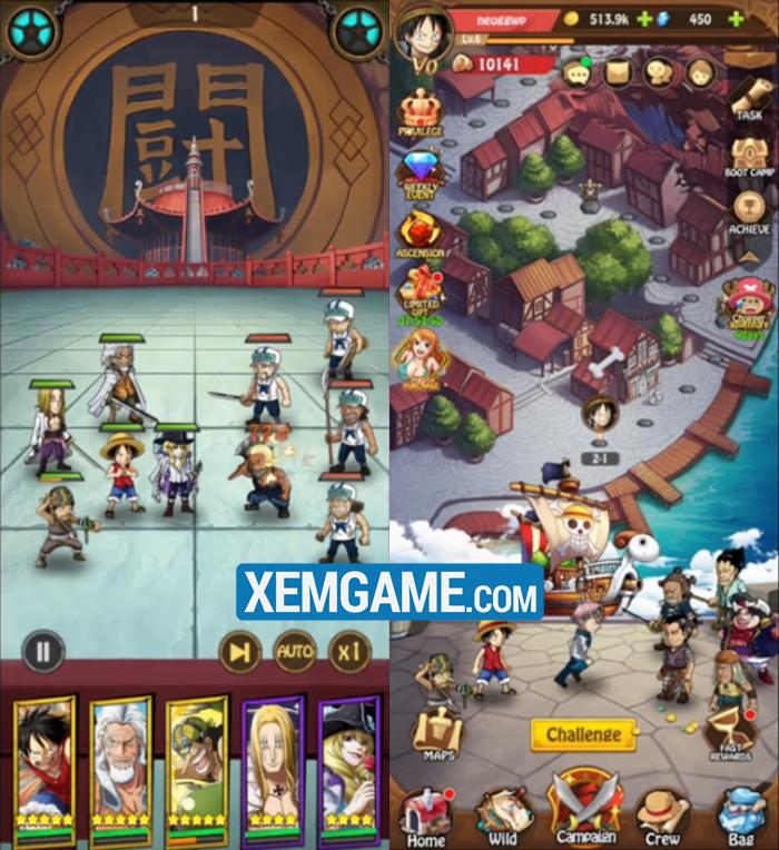 Đại Hải Trình Mobile   XEMGAME.COM