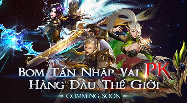 Land of Doran – MMORPG  nhập vai phương Tây chuẩn bị phát hành ở VN