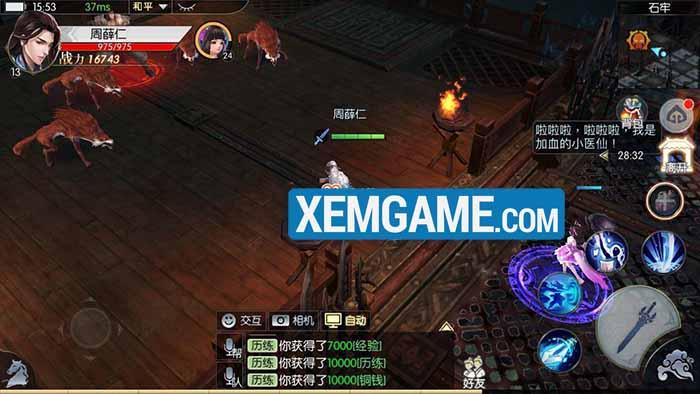 Tân Hiệp Khách 3D | XEMGAME.COM