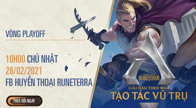 Huyền Thoại Runeterra: Chờ các tuyển thủ Việt Nam tỏa sáng trong giải đấu cấp khu vực