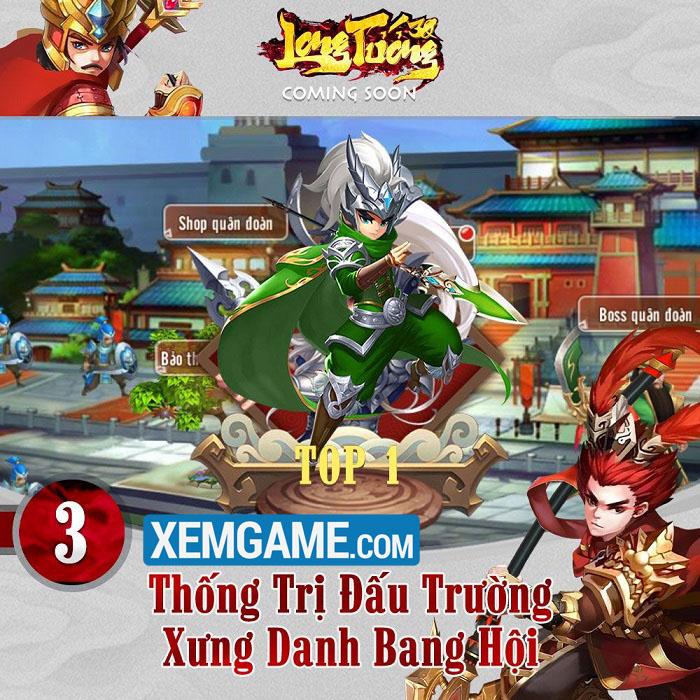 Long Tướng 3Q | XEMGAME.COM