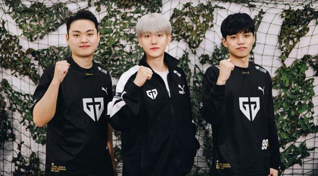 idol KPOP Baekhyun chia sẽ mong muốn được trở thành game thủ nghiệp dư LMHT