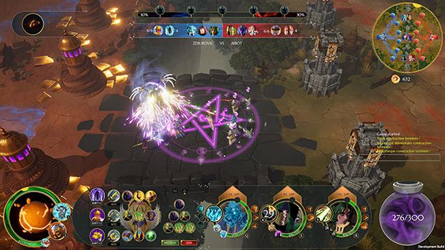 Primordials: Battle of Gods – MOBA kết hợp chiến thuật có chiều sâu nhưng thể hiện chưa chín tới