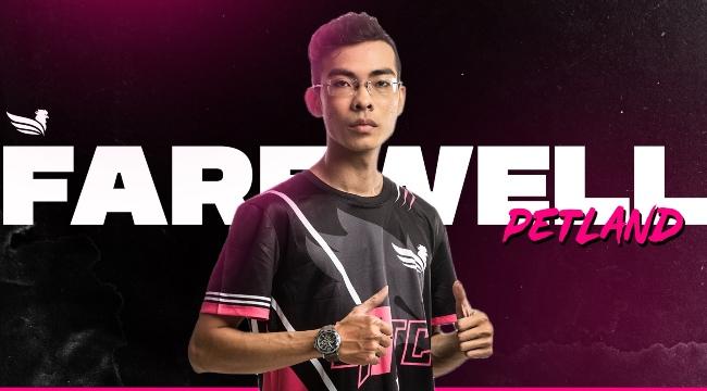 """LMHT: SBTC Esports chính thức chia tay """"Cánh én Phú Yên"""" Petland"""
