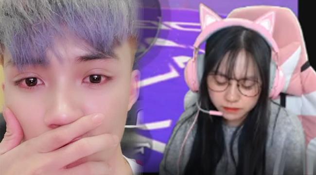"""Thay phiên nhau khóc lóc trên livestream, Cô Ngân và Gao Bạc bị chỉ trích """"làm content"""""""