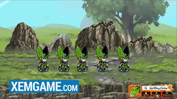 Gọi Rồng Online | XEMGAME.COM