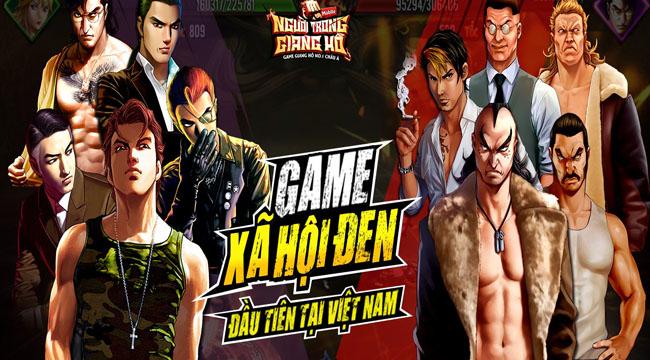 Người Trong Giang Hồ SohaGame – game đấu tướng khắc họa thế giới xã hội đen rõ nét