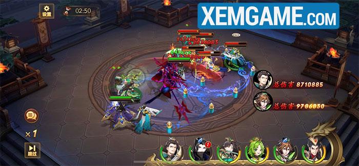 Tân OMG3Q VNG | XEMGAME.COM