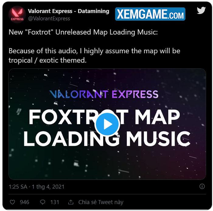 Tin đồn: Valorant rò rỉ bản đồ thứ 6 mang tên Foxtrot trong Act 3 Ep2