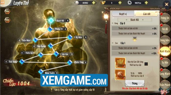 """Thiên Long Kỳ Hiệp VGP: Game kiếm hiệp chọn đường tu luyện theo """"Thiên Thư"""" sắp ra mắt"""