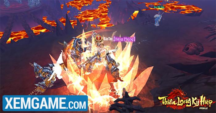 Thiên Long Kỳ Hiệp | XEMGAME.COM