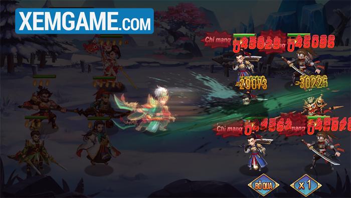 Có gì trong Ngạo Thế Tam Quốc - tựa game vừa cập bến làng game Việt