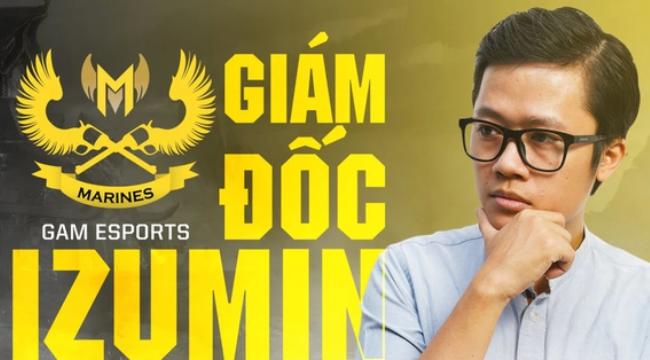 Giám đốc Izumin giải thích chi tiết việc GAM không được đi MSI 2021