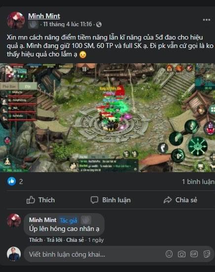 """Võ Lâm Truyền Kỳ 1 Mobile: Sôi động """"cuộc đua"""" up Trang bị Hoàng Kim"""