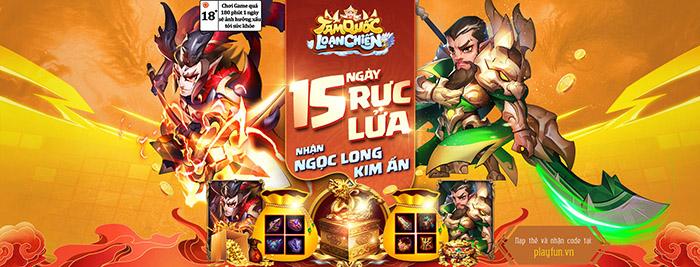 Tam Quốc Loạn Chiến cùng nhau tạo nên hành trình huyền thoại Tam-quoc-loan-chien-funtap-tang-giftcode-4
