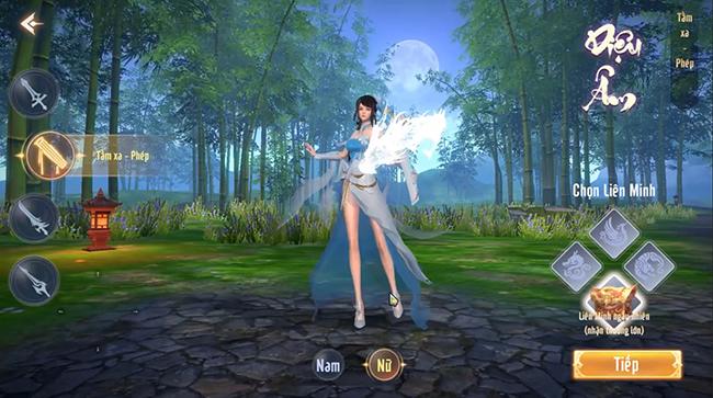 Phàm Nhân Tu Tiên MMORPG được nhà phát hành Funtap mang về VN